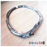 Núcleo de cobre del cable eléctrico Cable de alimentación de PVC