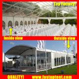 Tenda libera della tenda foranea di Arcum per l'ospite di Seater delle 2018 di banchetto genti del Corridoio 200
