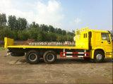 20ft conteneur Flat-Bed camion-remorque