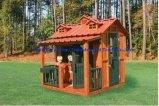 Maison de théâtre en bois extérieure (QZW8190)