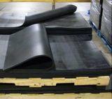 Het rubber RubberBlad van Cr van het Blad NBR SBR Viton EPDM Butyl