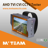 CCTVのカメラのテスターAht60 41の多機能5MP 4MP Ahd Tvi Cvi CVBS