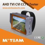 Многофункциональный 5MP 4 MP Ahd Tvi Cvi CVBS 4-в-1 камеры CCTV тестер Сва60