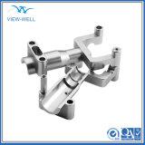 Выполненный на заказ CNC подвергая автоматическое вспомогательное оборудование механической обработке алюминиевая филируя часть