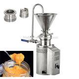 Moedor do doce de fruta que mmói fazendo a máquina