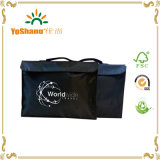 Bolso de documento de bolso 420d Polyester Business Handle com Handle
