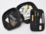 Trucco portatile unisex nero Cases&Bags, Bags&Cases cosmetico di Microfiber