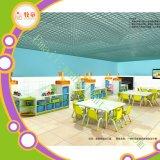 قصر [سري] خشبيّة دار حضانة روضة أطفال أثاث لازم لأنّ روضة الأطفال قاعة الدرس