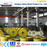 Feuille 304j1 des bobines de plaque de feuille d'acier inoxydable d'ASTM A240 304j1/solides solubles