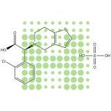 Clopidogrel Wasserstoff-Sulfat