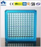 最もよい価格の空のガラスレンガの工場カラー並列シリーズ良質