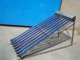 Collecteur de chauffage à eau à énergie solaire haute pression à tube sous vide