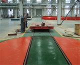 Batteriebetriebener spurlos flacher Lastwagen auf System-Fußboden