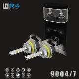 Indicatore luminoso automatico 40W 4800lm dei fari LED del faro 9004/9007 LED dell'automobile di Lmusonu R4