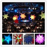 LED LightのセリウムRoHS PassとのDecoration Inflatable Starsの広告