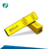 la Banca multifunzionale di potere 3000mAh per il telefono mobile in oro