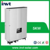 Inverseur solaire Réseau-Attaché triphasé de la série 5kw/5000W d'Invt BG