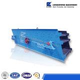 Добыча полезных ископаемых машины циркуляр вибрации сепаратора на экране