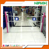Entrance AUTOMATIC Machenical Swing gate for Supermarket