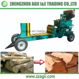 Diviseur de hachage en bois de logarithme naturel de machine de constructeur de grossiste à vendre