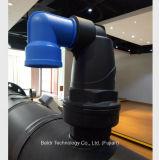 """4 """" Filrationの用水系統を洗浄するHのタイプAntoの背部"""