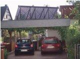 Colector Solar dividido