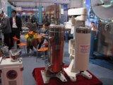Gqy125 산업 고속 관 분리기 분리기 기계