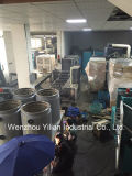 Два блока цилиндров двойной плотности PU машины для принятия решений зерноочистки