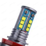 H8 de 120W LED Angel Eyes marcador para el BMW X5 X6 M3 Z4 E90 E91 E92 LED Coche Faro marcador DRL Canbus