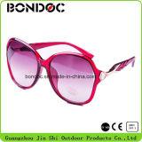2016 óculos de sol plásticos das mulheres da venda quente