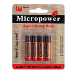 SuperhochleistungsR03 AAA Batterie