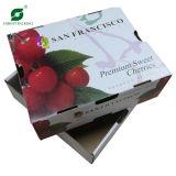 Boîte de fruits de papier d'impression offset