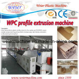 WPC 단면도 선 WPC 마루 Decking 단면도 기계