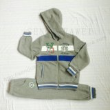 형식 스퀘어 6714 아이 옷에 있는 신식 소년 스포츠 한 벌