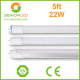 Strip T8 LED Tubo luminosos com sensor de movimento