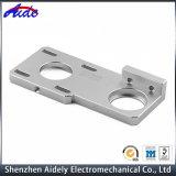 Peça fazendo à máquina de alumínio do CNC do aço inoxidável da elevada precisão para médico