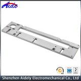 Piezas de aluminio que trabajan a máquina de encargo del CNC de la alta precisión