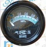 El calibrador de presión de aire de motor de 60m m