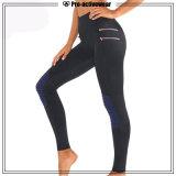Soem-kundenspezifische Frauen-Eignung-Komprimierung-Training Lycra Yoga-Hosen