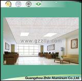Techo decorativo de aluminio del techo de la impresión del recubrimiento del rodillo del techo