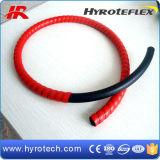Protecteur en plastique flexible de boyau de butoir de boyau de PVC