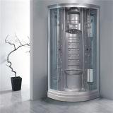 円形のスライドガラスのアルミニウムによって組み立てられるシャワーバスのキュービクルの価格950