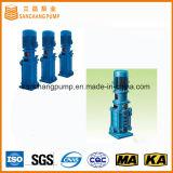 Dlの縦の水平のマルチプルリングセクションポンプか多段式Pump/Dl Pompa多段式Vertikal