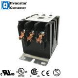 La UL CSA certificó 3 poste 30 amperios de 220V de la CA del contactor del propósito del contactor de contactor definido del DP