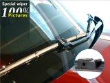 Parabrezza dedicato 2017 dei ricambi auto D'essuie-Glace zoppi di Carall S580 Car Accessoires De Voiture De eccellente più la lamierina di pulitore