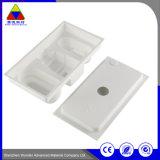 Elektronisches Produkt-weißes Blasen-Speicher-Tellersegment-Kunststoffgehäuse