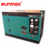 2kW/2kVA-10kw/10kVA Luftgekühlter, leiser Dieselmotor, tragbarer elektrischer Generator