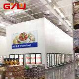 De supermarkt koelde Koude Opslag