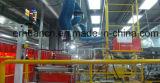 Braccia flessibili fissate al muro dell'impianto di lavaggio del vapore per fumo Collecotion