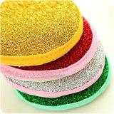 Teller-waschende Tuch-runde Schwamm-Küche-Reinigung